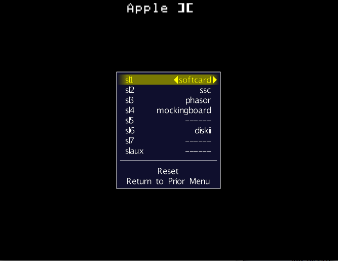 apple2 slot