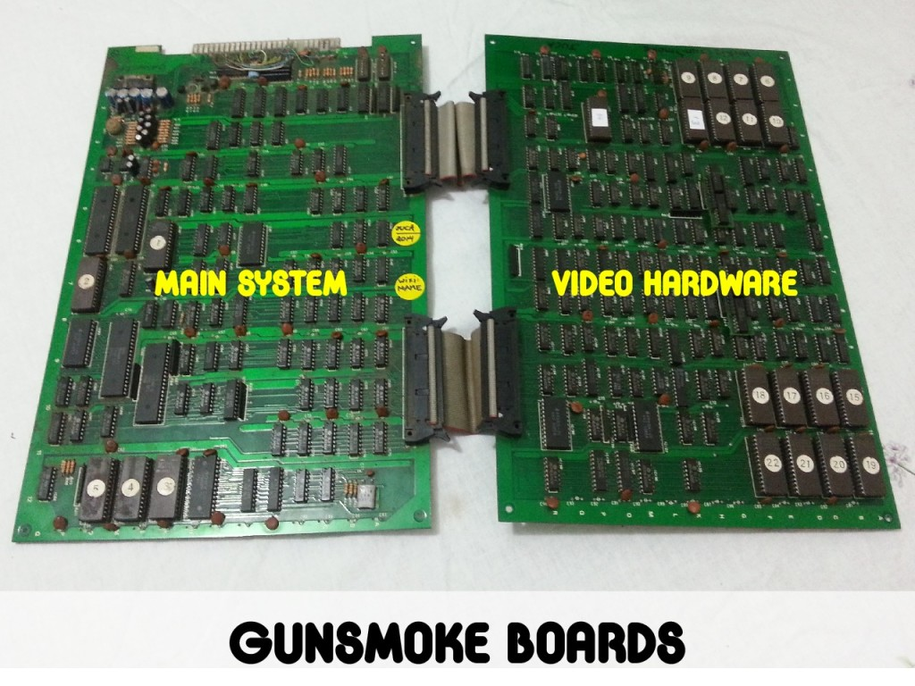 GunSmoke boards