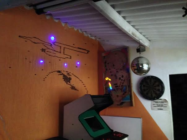 garoa arcade room