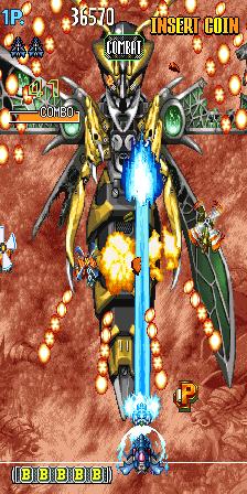 DoDonPachi 2 - Bee Storm