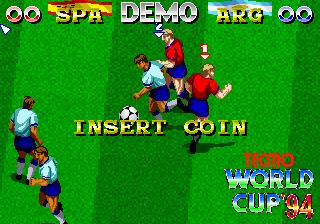 Tecmo World Cup '94