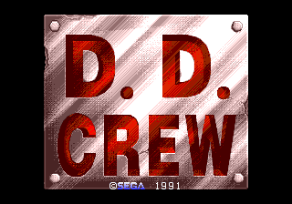 DD Crew (Japan 4 player)