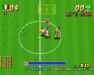 Seibu Cup Soccer