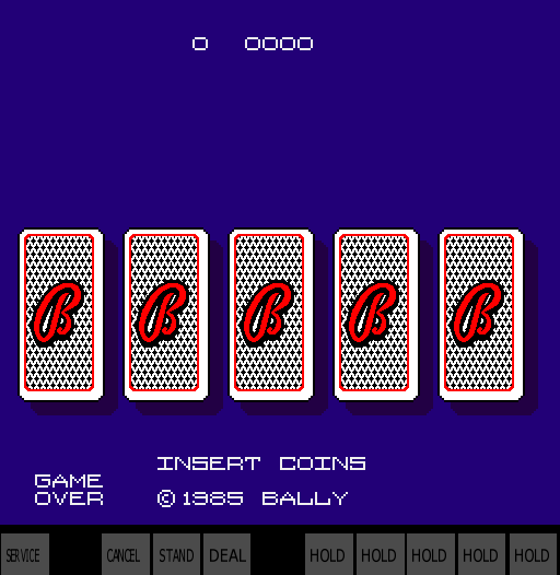Bally Draw Poker