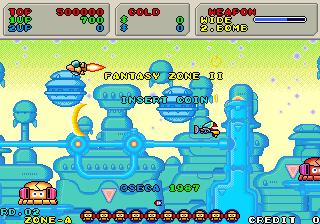 Fantasy Zone II (System 16C)