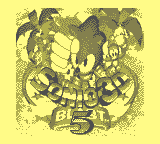 Sonic 3D 5 Gameboy Pirate
