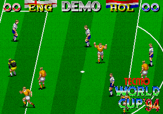 Tecmo World Cup '94