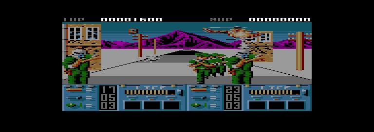GX4000 - Operation Thunderbolt