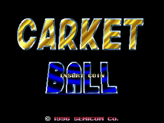 Carket Ball
