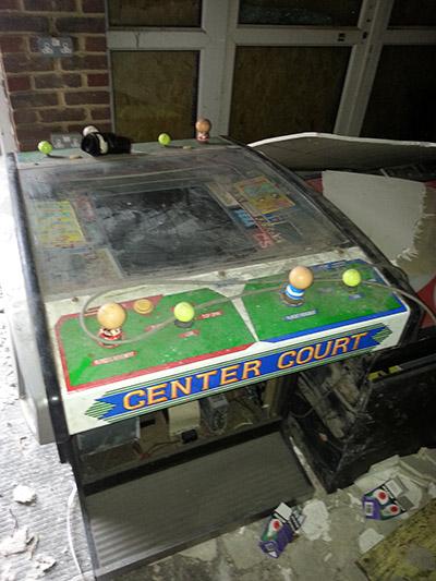 Center Court Cabinet