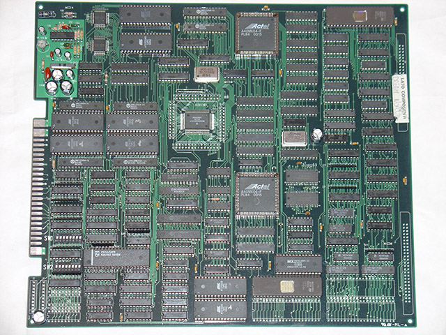Dream World PCB