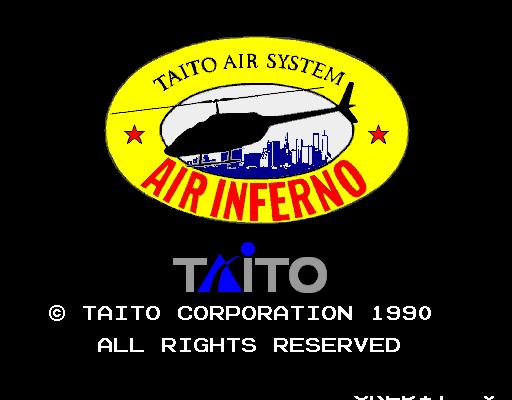 Air Inferno Japan