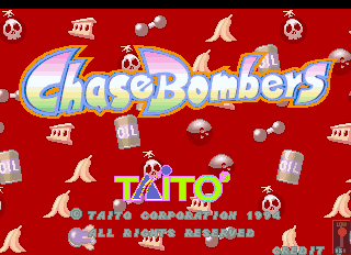 Chase Bombers Japan