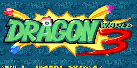 Dragon World 3