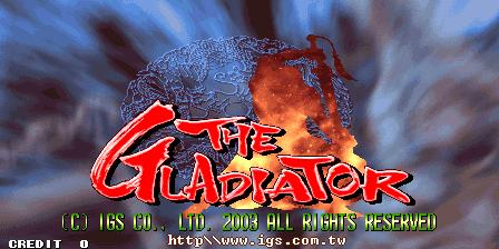 The Gladiator