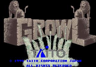 Growl Prorotype