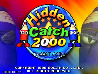 Hidden Catch 2000