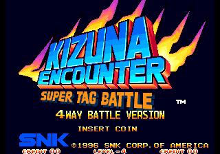 Kizuna Encounter 4 Way Battle