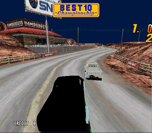 Roads Edge