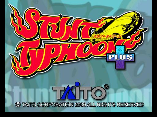 Stunt Typhoon Plus