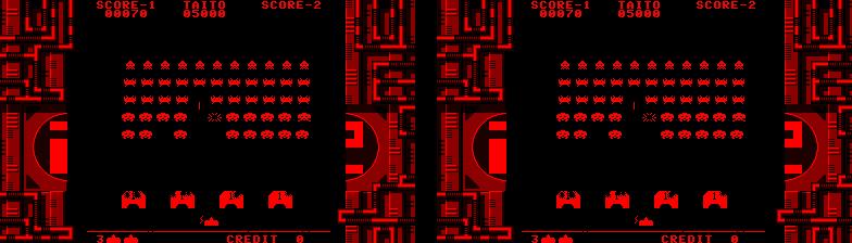 Space Invaders Virtual Boy