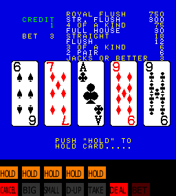 Videotron Poker