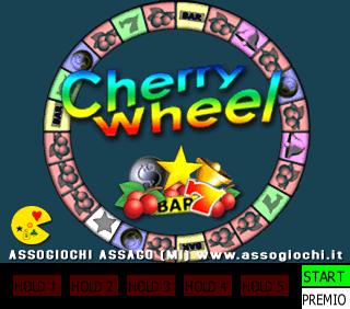 Cherry Wheel