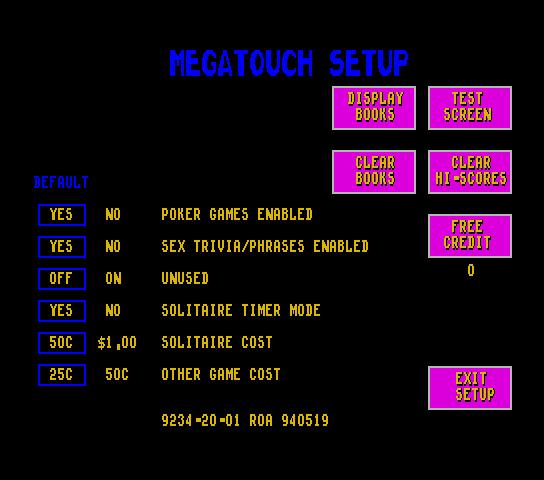 Pit Boss Megatouch
