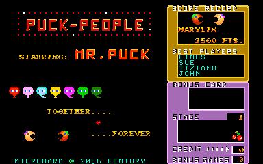 Puck People