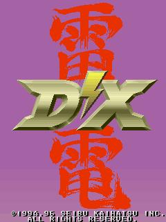 Raiden DX Gold
