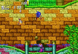 Sonic 2 bootleg