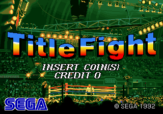 Title Fight (Japan)