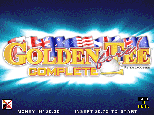 Golden Tee Fore!