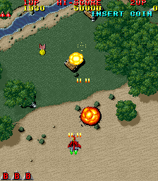 Raiden Arcade