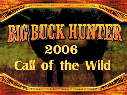 Big Buck Hunter Call of the Wild