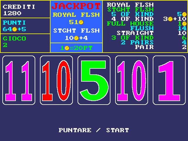 i186 based gambler