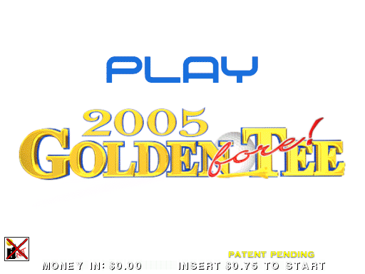 Golden Tee Fore