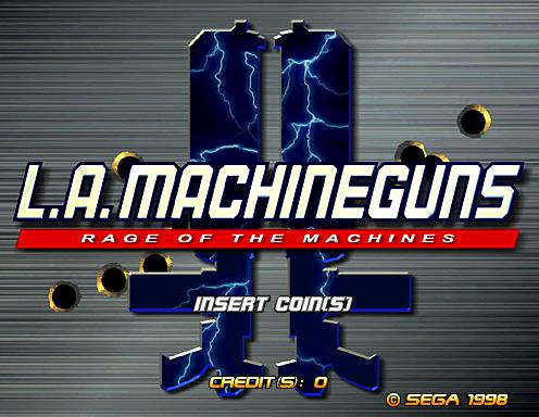 La Machine Gun