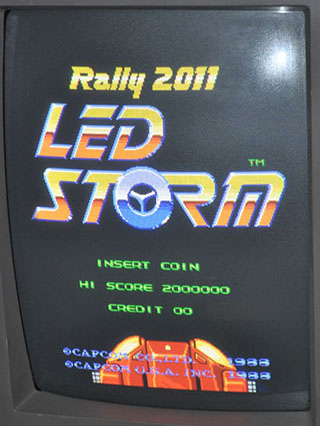 LED Storm Rally 2011 (system11's PCB)