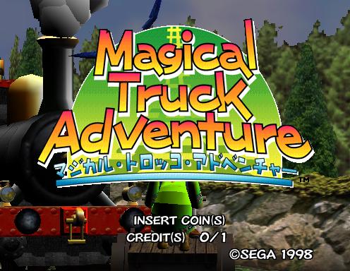 Magical Truck Adventure