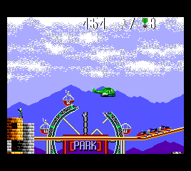 Air Rescue - Sega Master System