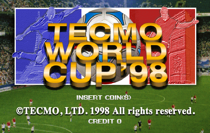 Tecmo World Cup '98