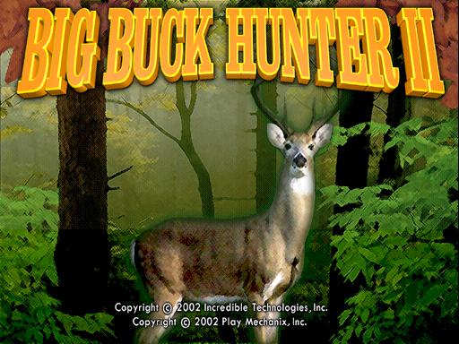 Big Buck Hunter 2