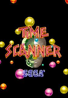 Sega's Time Scanner