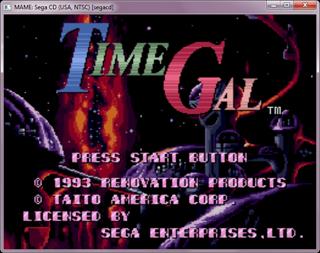 Time Gal