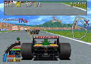 F1 Super Lap