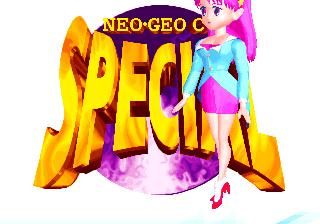 NeoGeo CD Special