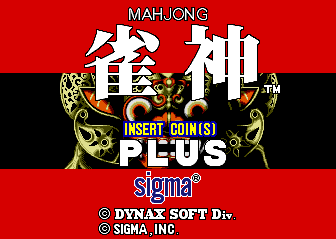 Mahjong Janshin Plus