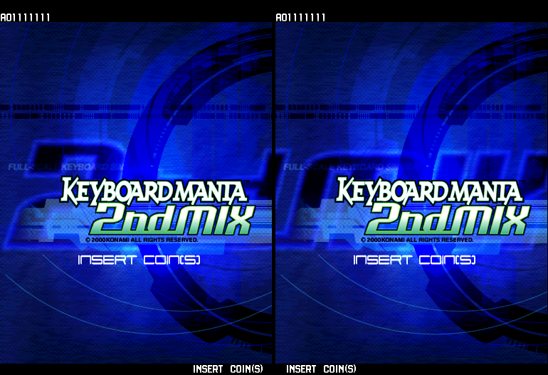 Keyboard Mania 2nd Mix