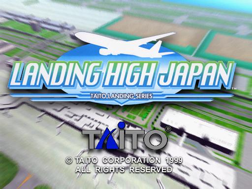 Landing High Japan